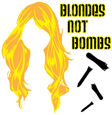 FOTC Blondes Not Bombs