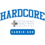 Hardcore Cardio-God - Grey's Anatomy