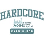Hardcore Cardio-God SGH - Grey's Anatomy