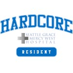 Hardcore Resident - Grey's Anatomy