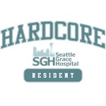 Hardcore Resident SGH - Grey's Anatomy