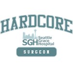 Hardcore Surgeon SGH - Grey's Anatomy