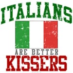 Italians Are Better Kissers