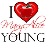 I Heart Mary Alice Young
