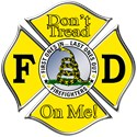 Firefighters - Don't Tread On Me