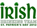 Irish Drinking Team 2012