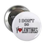 Anti-Valentine Button