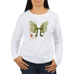 Women's Long Sleeve T-Shirt : Sizes S,M,L,XL,2XL