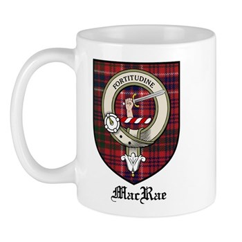 MacRae Clan Crest / MacRae Clan Badge / Tartan. Price: $14.99. Quantity: Add to Cart. Availability: In Stock. Designer: Coat of Arms / Family Crests Store