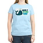 Whale of a Good Time Women's Light T-Shirt