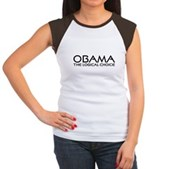 Logical Obama Women's Cap Sleeve T-Shirt