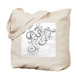 Squiggle Tote Bag