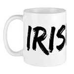 Irish Handwriting Mug