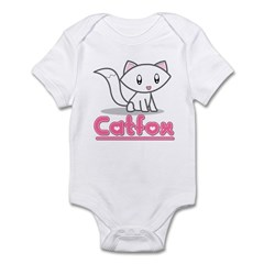 Catfox Infant Bodysuit