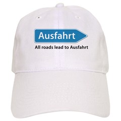 All roads lead to Ausfahrt Cap