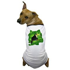 Save the Rainforest Dog T-Shirt