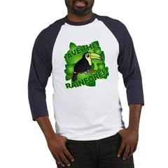 Save the Rainforest Baseball Jersey