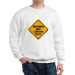 May Contain Nuts! Sweatshirt
