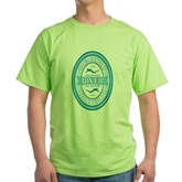 100% Genuine Diver Green T-Shirt