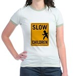 Slow Children Jr. Ringer T-Shirt