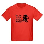 Kids Dark T-shirt : Sizes KS,KM,KL  Available colors: Black,Navy,Royal,Red