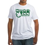 Murphy's INN Fitted T-Shirt