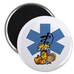 "Thanksgiving EMS 2.25"" Magnet (10 pack)"