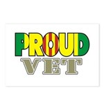 Proud Vietnam Veteran Vet Postcards (Package of 8)