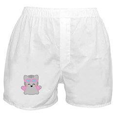 Summer Time Neko Boxer Shorts