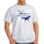 Gettin' Down With Dinosaurs Light T-Shirt