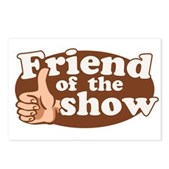 Friend of the Show Postcards (Package of 8)