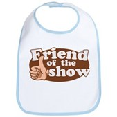 Friend of the Show Bib