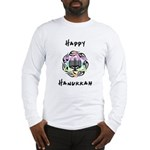 Hanukkah Chanukah Long Sleeve T-Shirt
