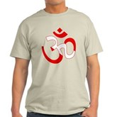 Scuba Flag Om / Aum Light T-Shirt