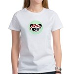 Pirate Panda Women's T-Shirt