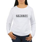 Elements of Truthiness BW Women's Long Sleeve T-Sh