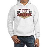 Airman Sandbox Air Force Hooded Sweatshirt