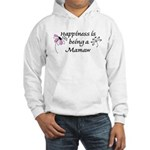 Happiness Is Mamaw Hooded Sweatshirt