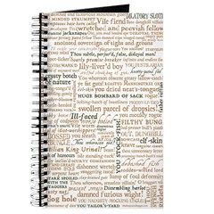 Shakespeare Insults T-shirts & Gifts Journal