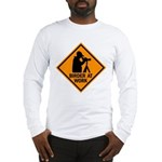 Birder at Work Long Sleeve T-Shirt