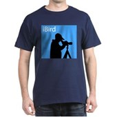 iBird (blue) Dark T-Shirt