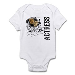 Actress Alchemy of Acting Infant Bodysuit
