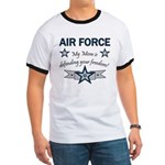 Air Force Mom defending Ringer T