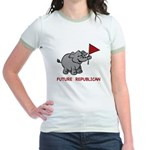 Future Republican Jr. Ringer T-Shirt