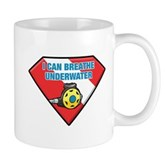 I Can Breathe Underwater Mug