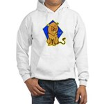 Leo the Lion Hooded Sweatshirt