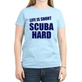 Scuba Hard Women's Light T-Shirt