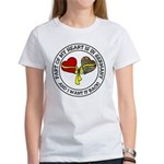 Part of my Heart is in Germany Women's T-Shirt