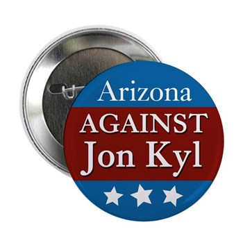 Arizona Against Jon Kyl Button