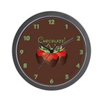 Chocolate Lovers Wall Clock